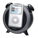 ipod alarm clock black