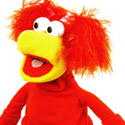fraggle rock red